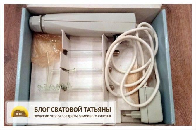 Как пользоваться дарсонвалем для лица в домашних условиях