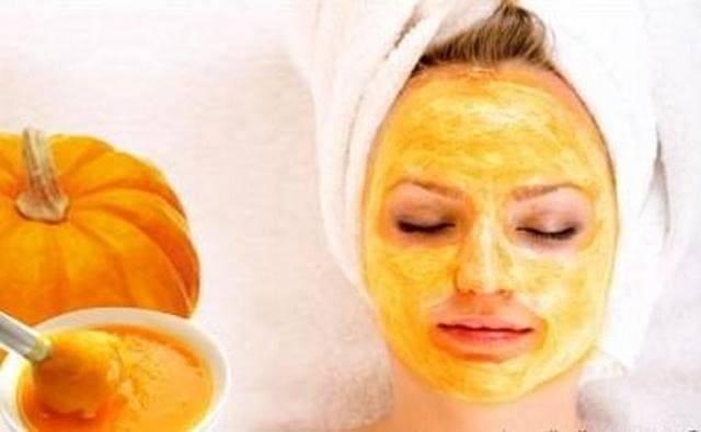 Беспроигрышный вариант от морщин - маски для лица из тыквы