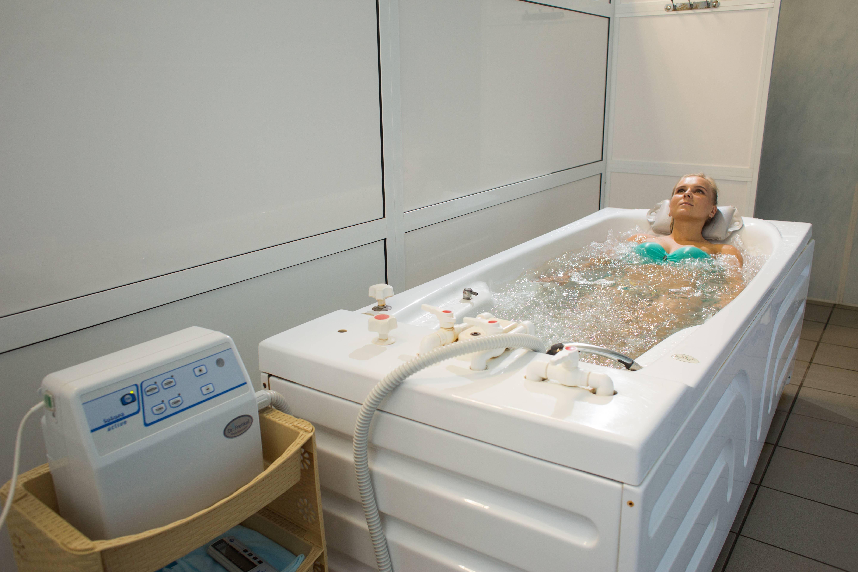 Физиотерапия в лечении болезней нервной системы: водолечение. часть 1