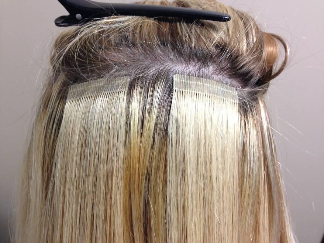 Микрокапсульное наращивание волос: плюсы и минусы