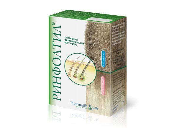 Топ – 5 самых действенных витаминов от выпадения волос