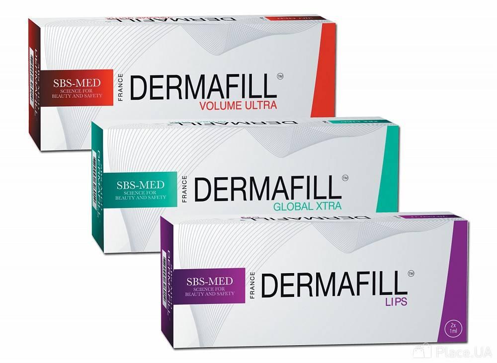 В чем особенность филлеров dermafill
