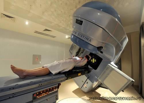 Виды лучевой терапии при раке молочной железы