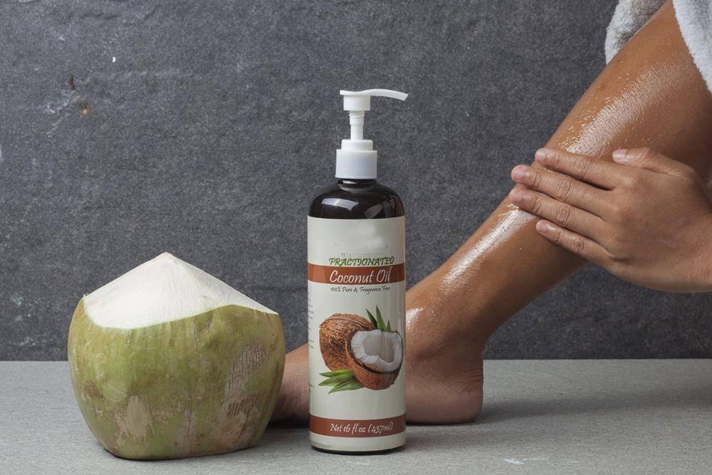 Кокосовое масло: польза и применение для красоты и здоровья