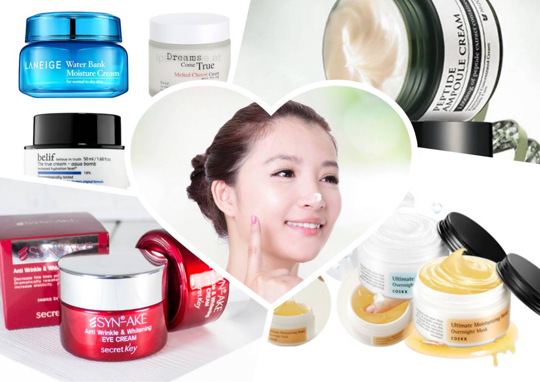 Популярные бренды корейской косметики