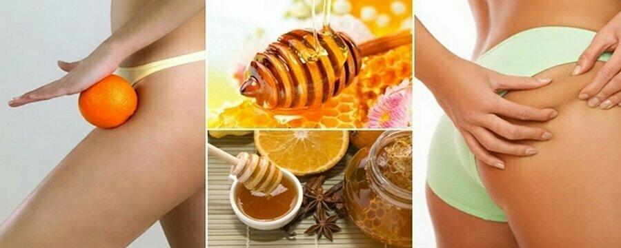 Медовый массаж от целлюлита — проверенная классика лечения