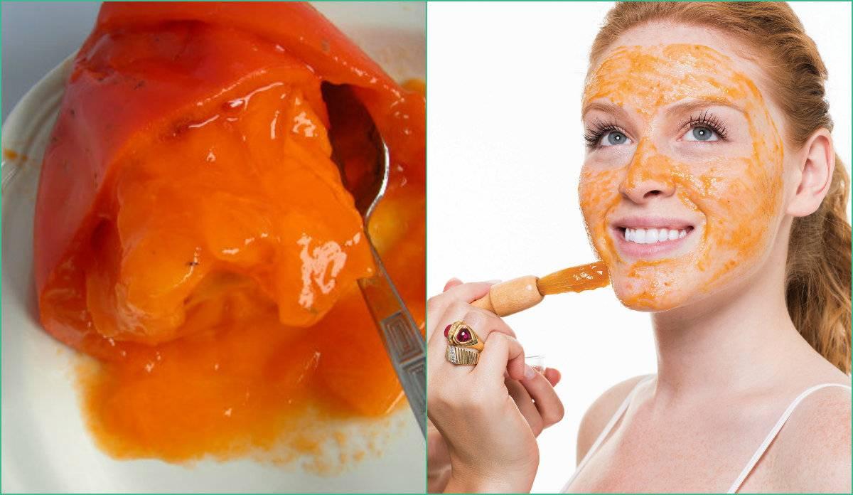 Омолаживаемся при помощи масок на основе тыквы: 9 супер масок от морщин на лице
