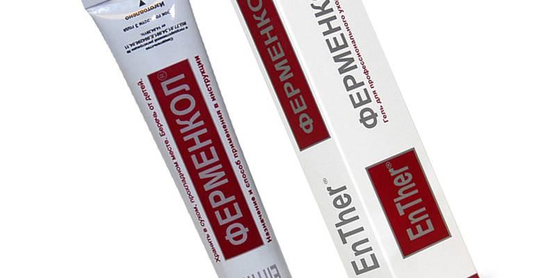Ферменкол гель: инструкция по применению, отзывы