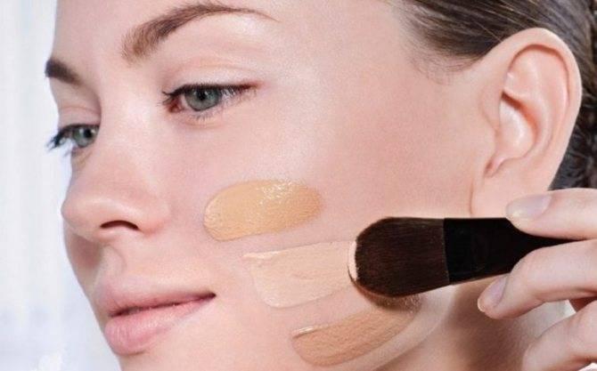 Как подобрать подобрать самый лучший тональный крем для лица?