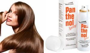 Маска для волос с пантенолом (рецепты)