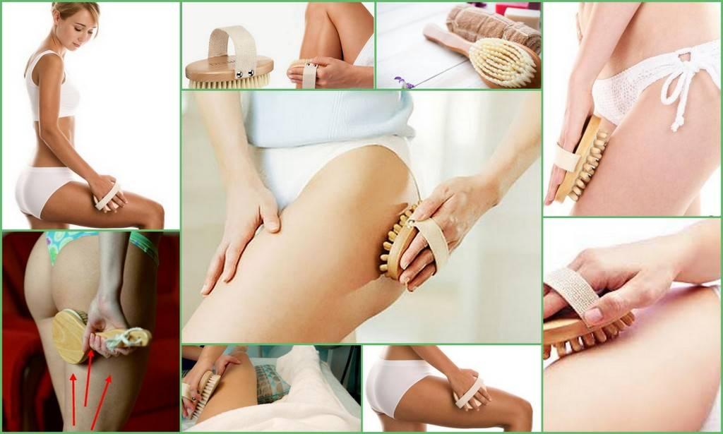 Полезные свойства антицеллюлитного массажа для организма