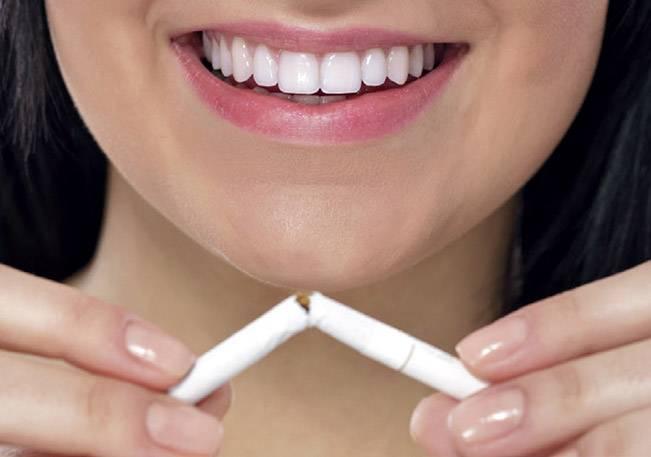 Можно ли курить айкос после отбеливания зубов