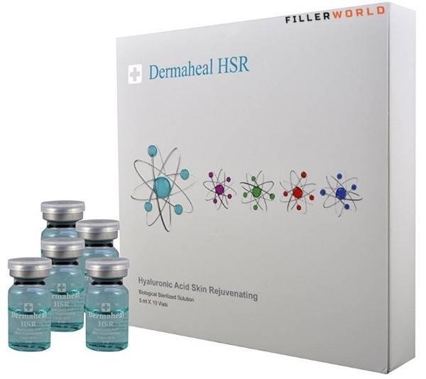 Дермахил от мешков под глазами в мезотерапии hsr. отзывы косметологов