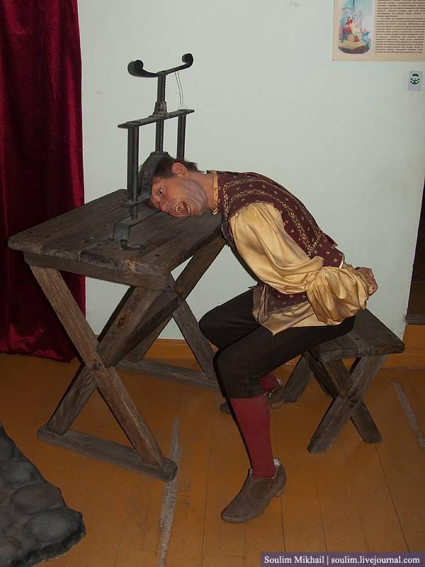 Самые жестокие пытки в истории