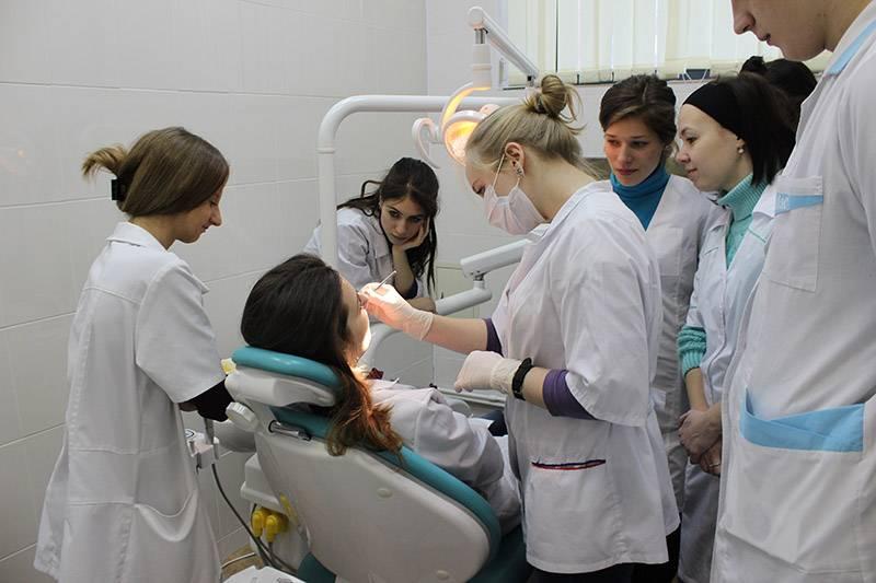 Какие экзамены нужно сдавать на стоматолога?