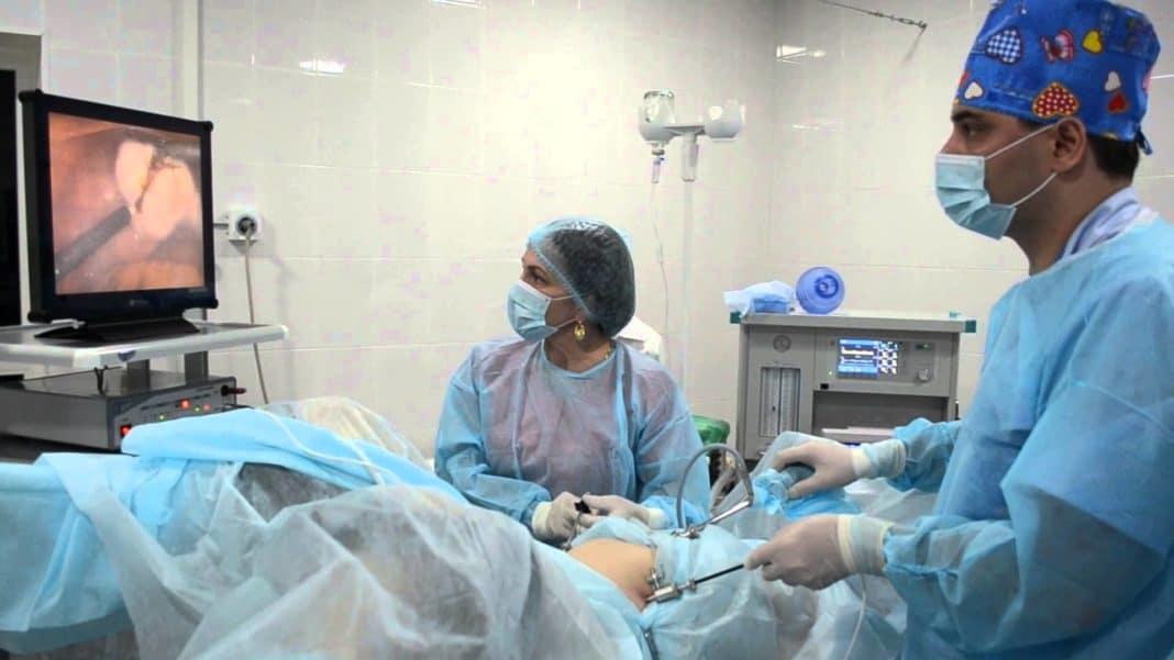 Лапароскопия миомы матки: показания к операции, проведение, результат и реабилитация