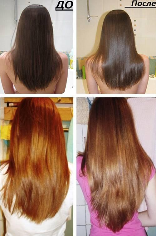 Как правильно покрывать волосы маслом?