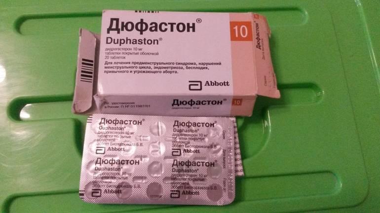 «дюфастон» при беременности на ранних сроках: инструкция по применению
