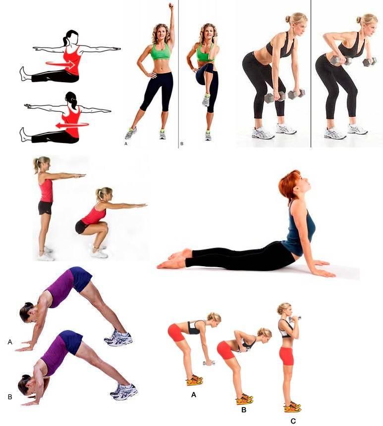 Можно ли и как убрать мышцы на ногах у девушек — 7 лучших тренировок для избавления и уменьшения накачанных мускулов