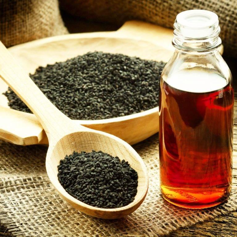 Масло чёрного тмина: польза и вред для организма