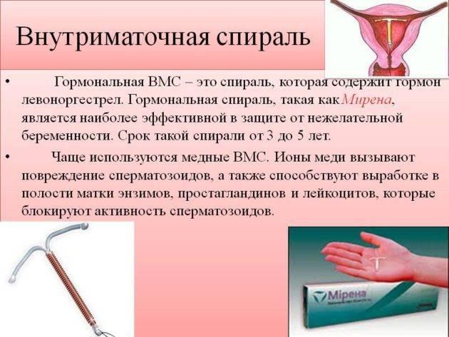 Как меняется менструальный цикл после установки внутриматочной спирали?