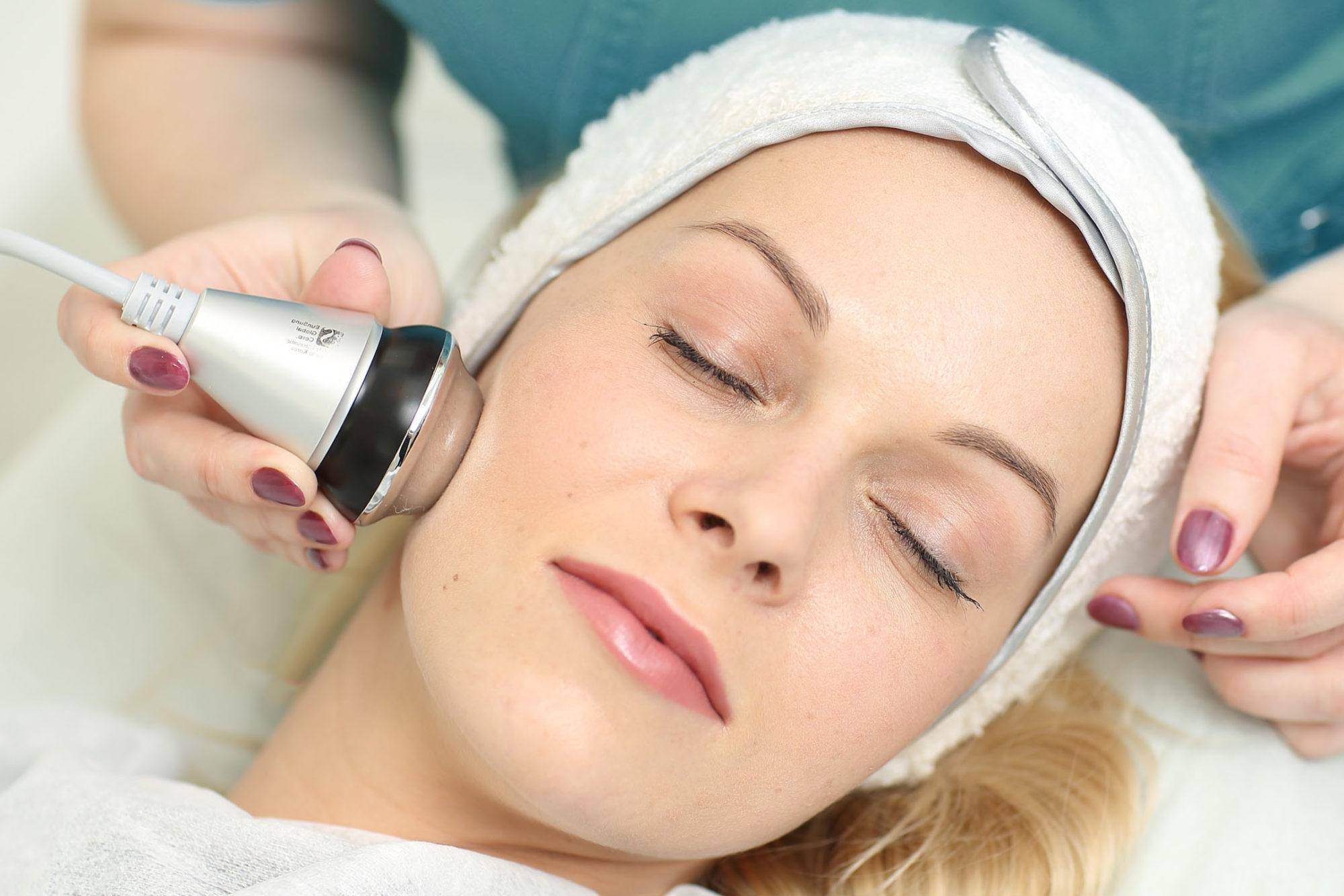 Микротоковая терапия. новое открытие в косметологии