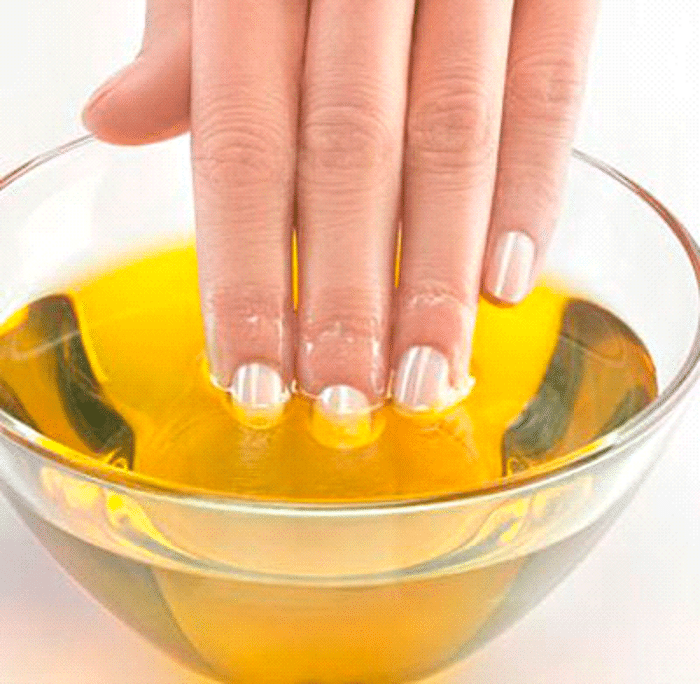 Как пользоваться маслом для лечения и укрепления ногтей