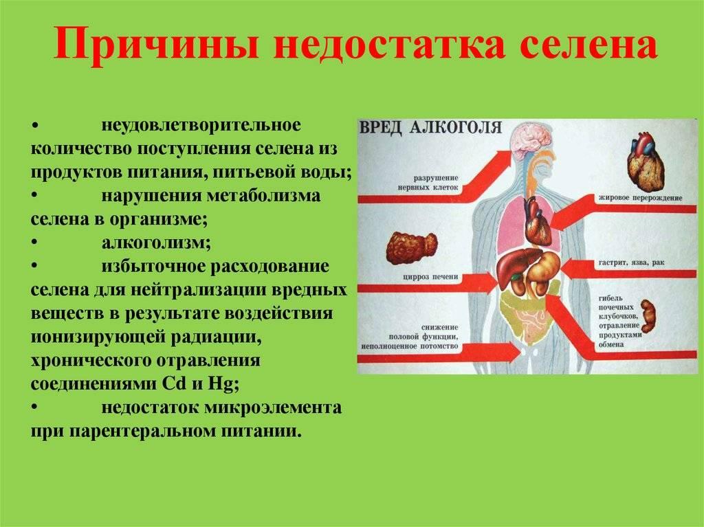 Избыток железа в организме, причины, чем опасно