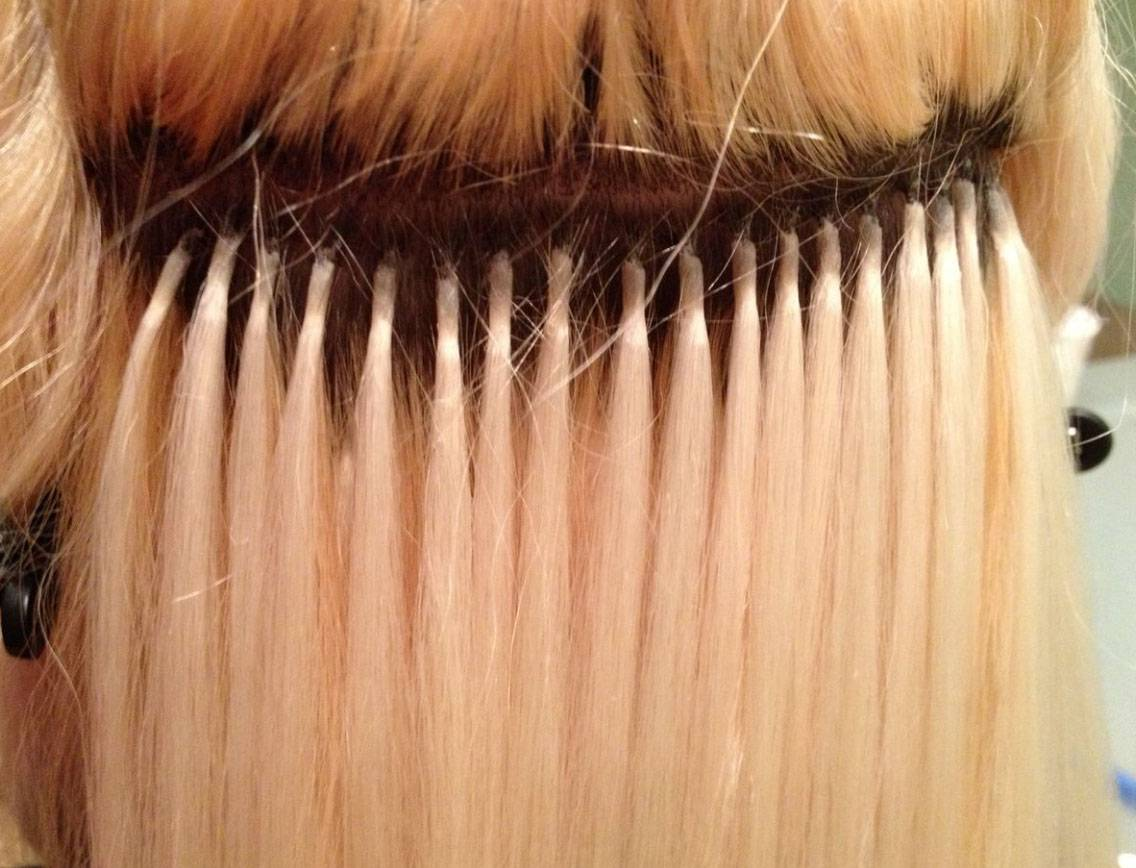 Роскошная шевелюра сегодня же: капсульное наращивание волос