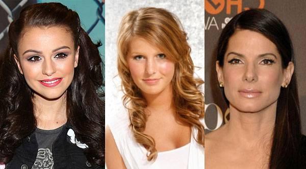 Самые удачные женские причёски, скрывающие нос. женские стрижки для лица с большим носом