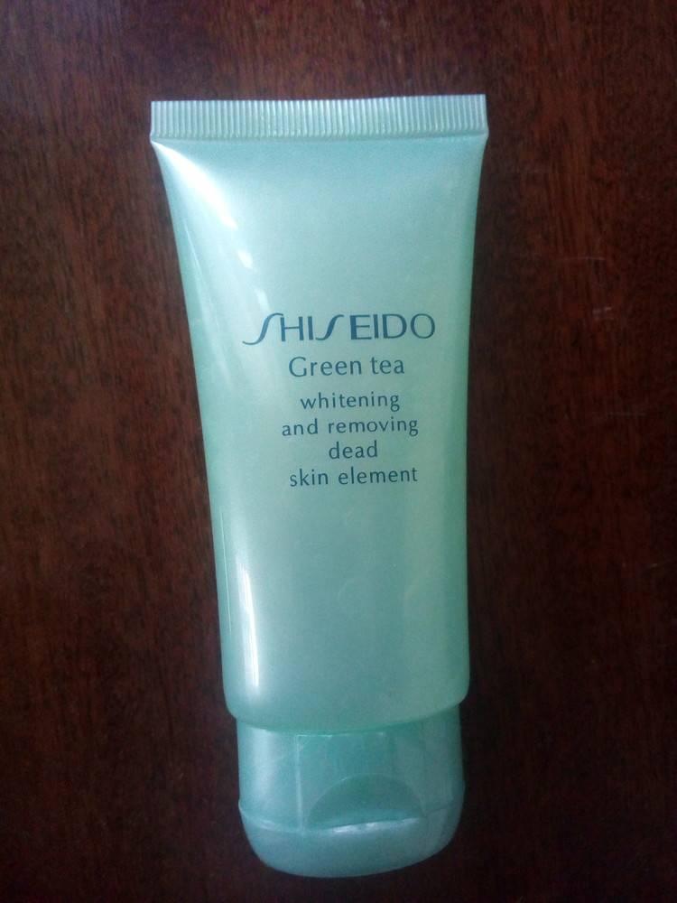 Пилинг shiseido: свойства и особенности
