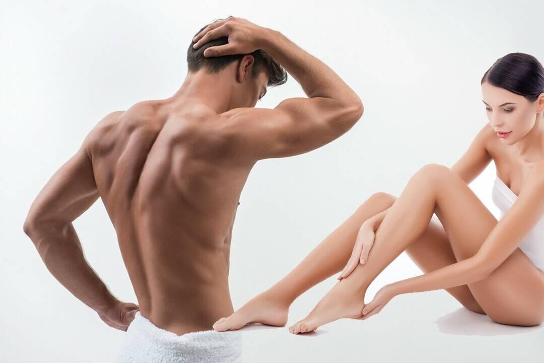 Зачем мужчины ходят в салон красоты