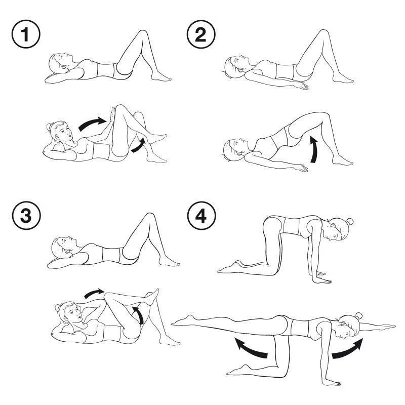 Как уменьшить талию и убрать бока: вся правда, особенности, советы, упражнения + готовый план