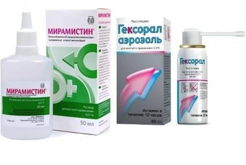 Что лучше и эффективнее гексорал или тантум верде?