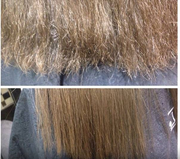 Полировка волос: суть, плюсы и минусы процедуры
