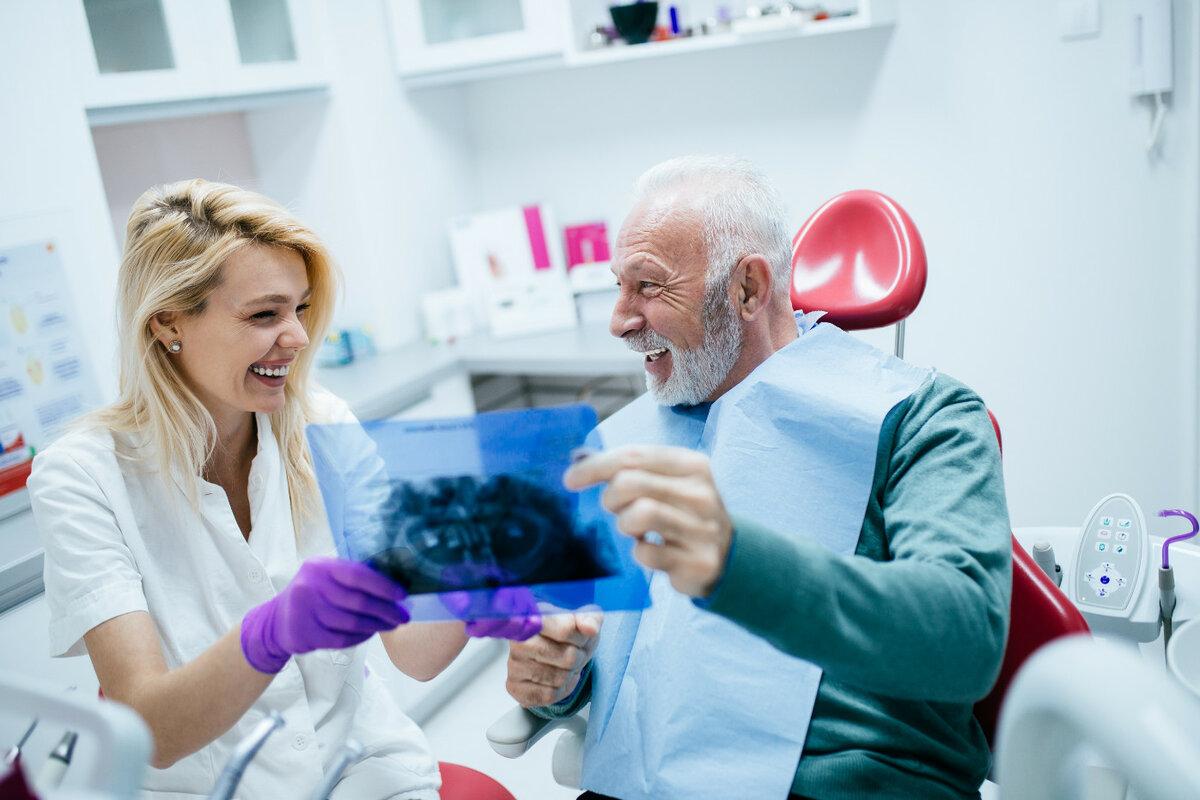 Новые технологии лечения зубов