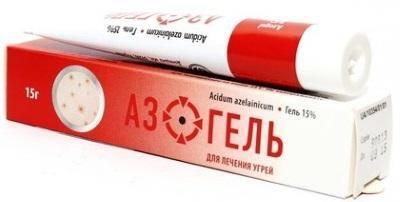 Применение азелаиновой кислоты в косметологии