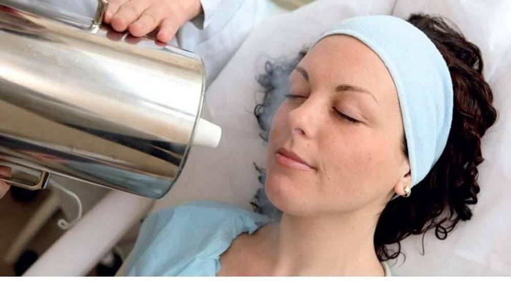 Криомассаж лица – что это такое, суть метода, его преимущества и недостатки