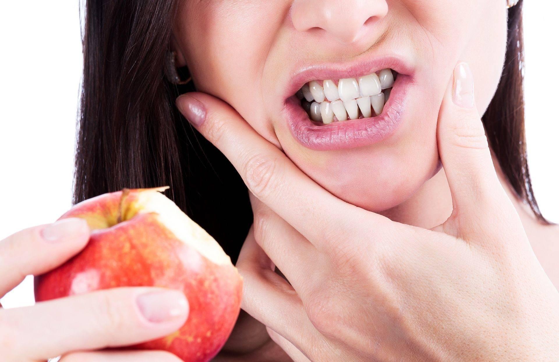 Гиперестезия зубов