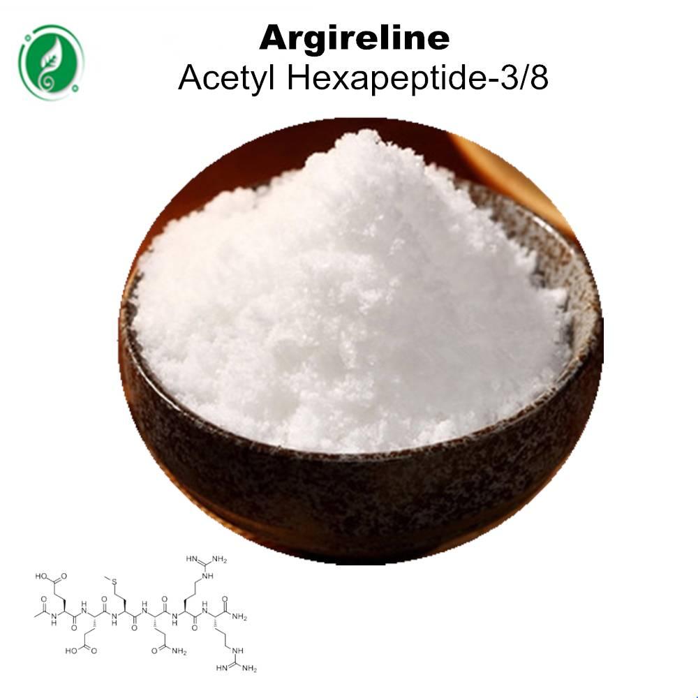 Аргирелин (ацетил гексапептид 8): действие и применение в косметологии
