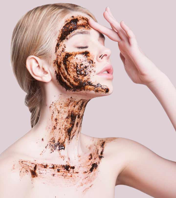Кофе для лица – рецепты самых эффективных масок