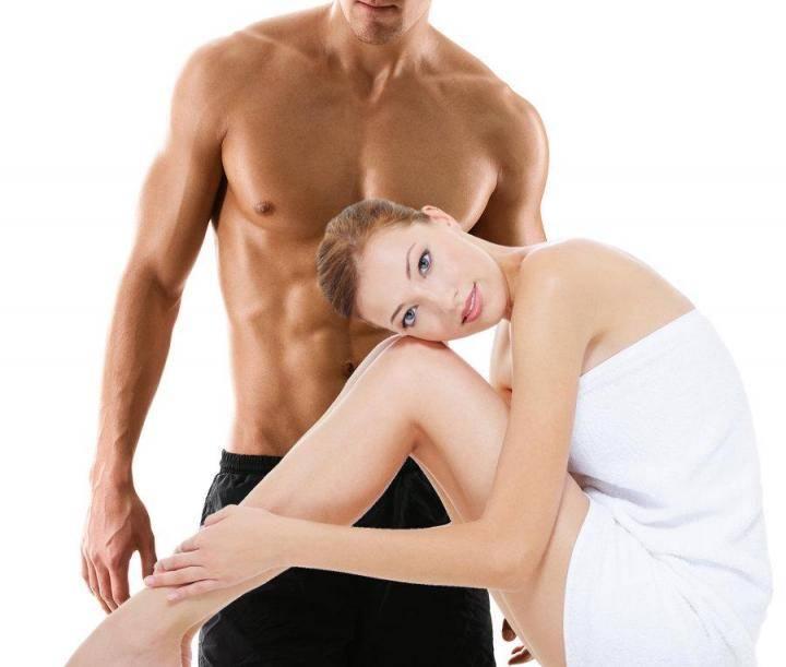 Мужская эпиляция: преимущества