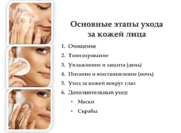 Уход за сухой кожей лица – 15 натуральных советов