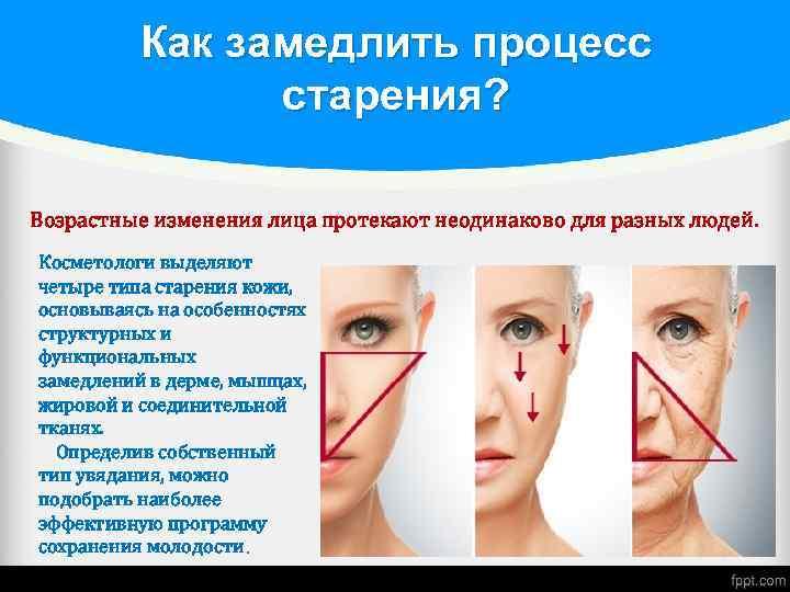 Коррекция возрастных изменений кожи у мужчин