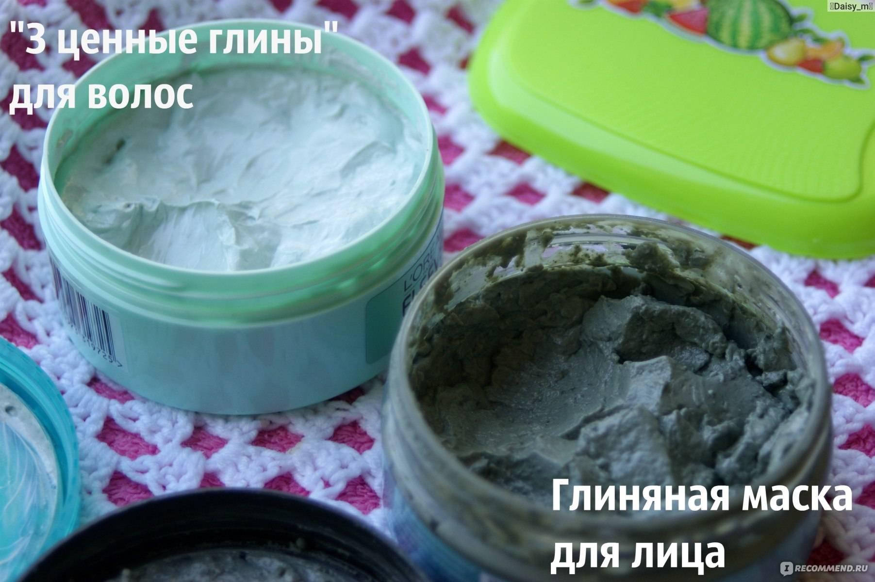 6 «рабочих» масок на основе белой глины для волос. секреты применения