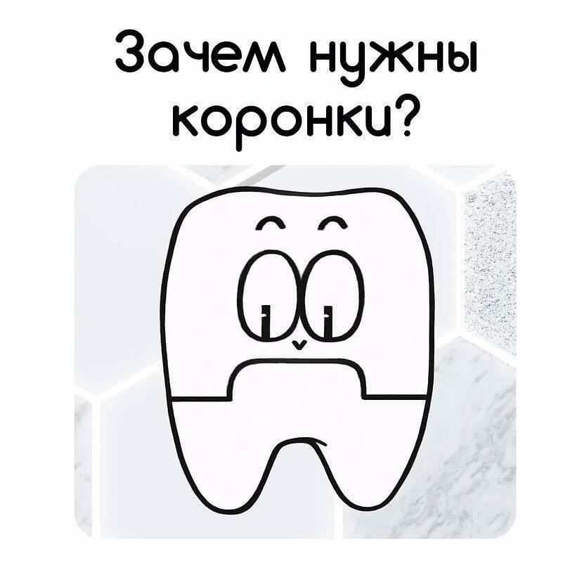 Воспаление костной ткани зуба под коронкой
