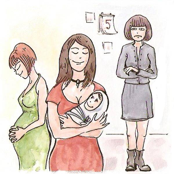 Бесплодие у женщин