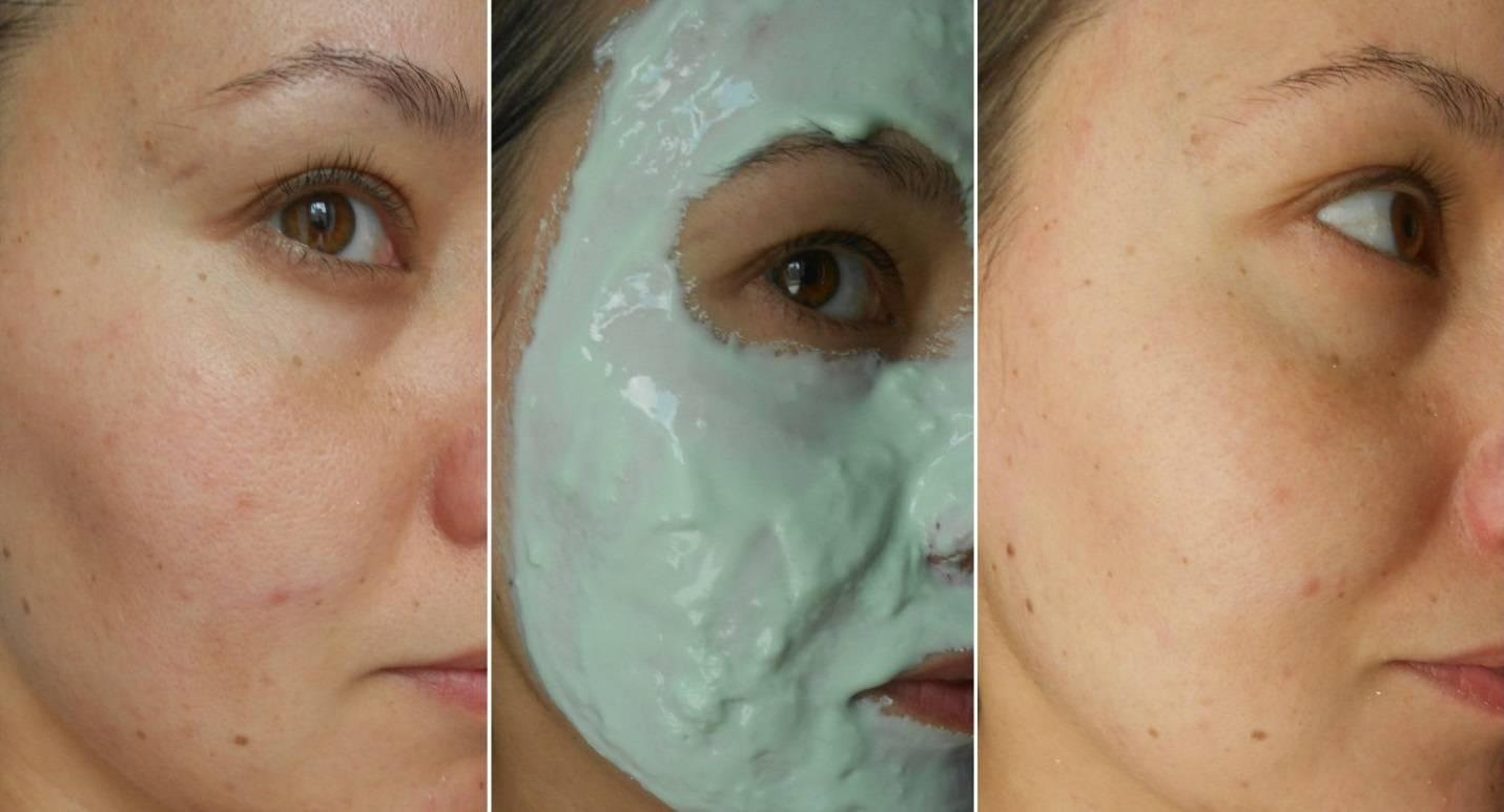 Домашние ночные маски для лица