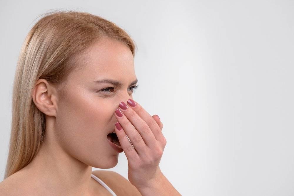 Изо рта пахнет кислым