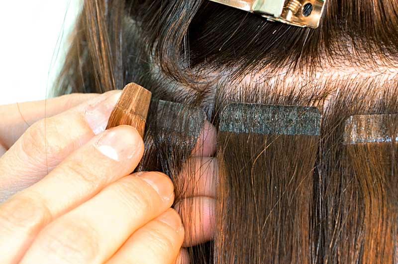 Каким может быть наращивание волос для объема: эффективные техники